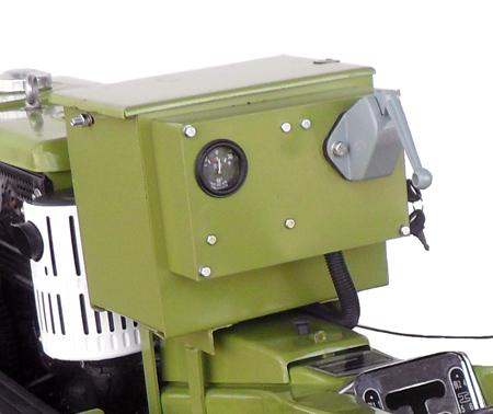 мотоблок Кентавр МБ 1012E с электростартером