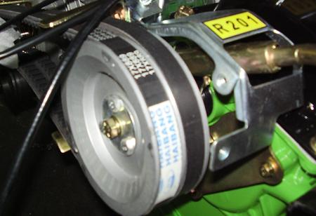 коробка переключения передач мотоблока Кентавр МБ 40-3 (2 вперед, 1 назад)